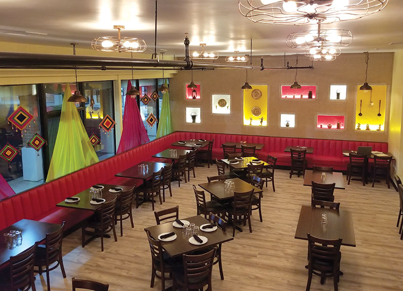 Khanna's Desi Vibes in chesterfield