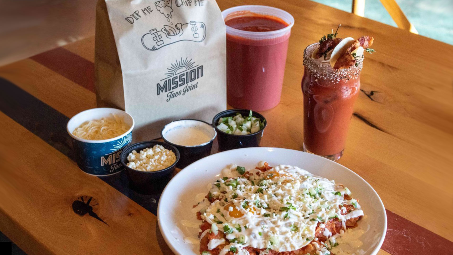 new year's day home hangover kit from mission taco joint