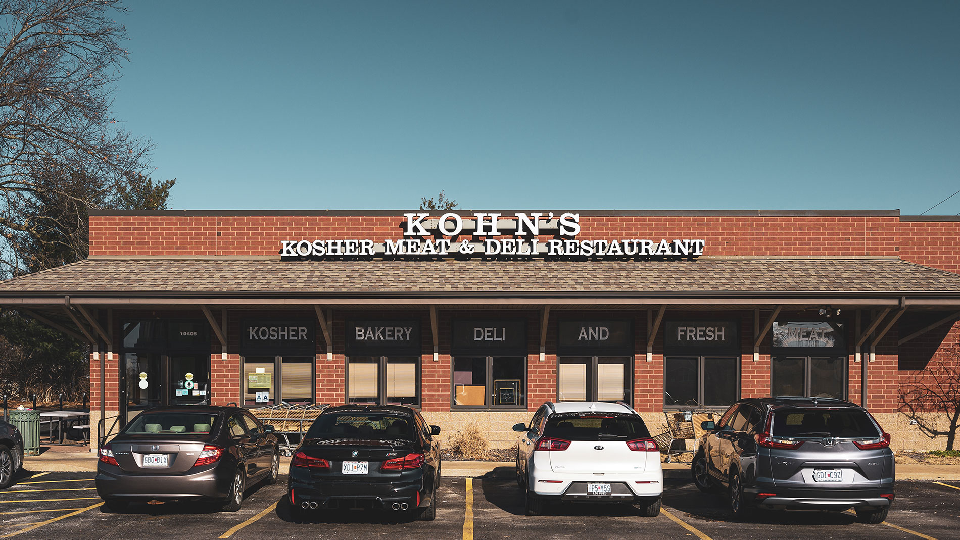 Kohn's Deli in Creve Coeur is a family institution