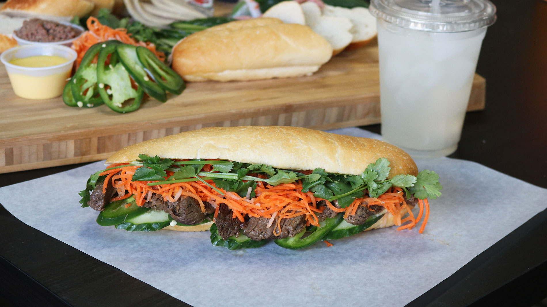 First Look: The Banh Mi Shop in The Loop