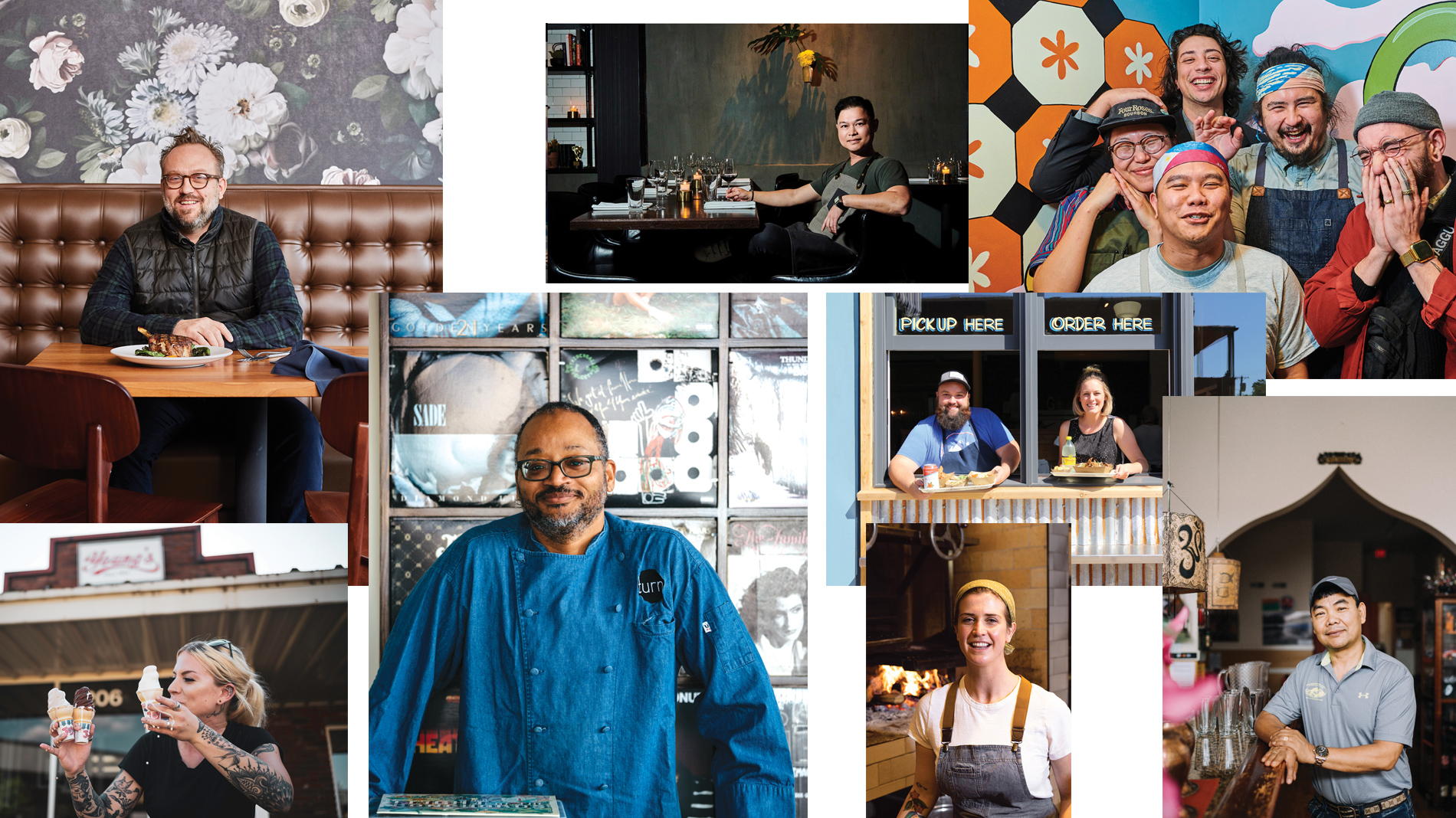 St. Louis restaurateurs