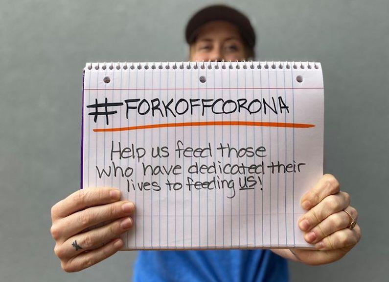 #forkoffcorona