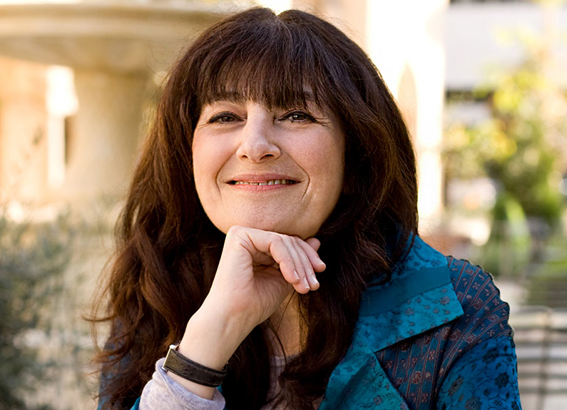 food writer Ruth Reichl