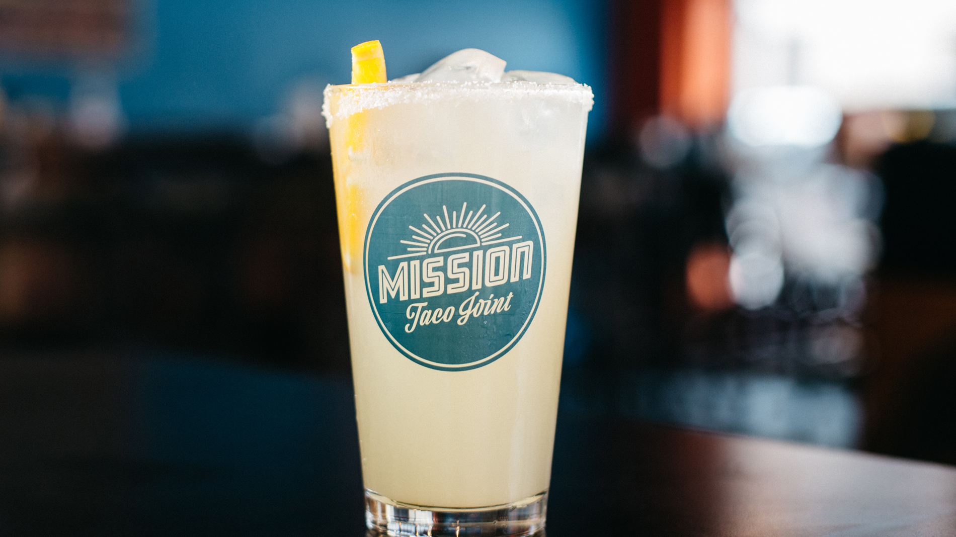 margarita from mission taco joint