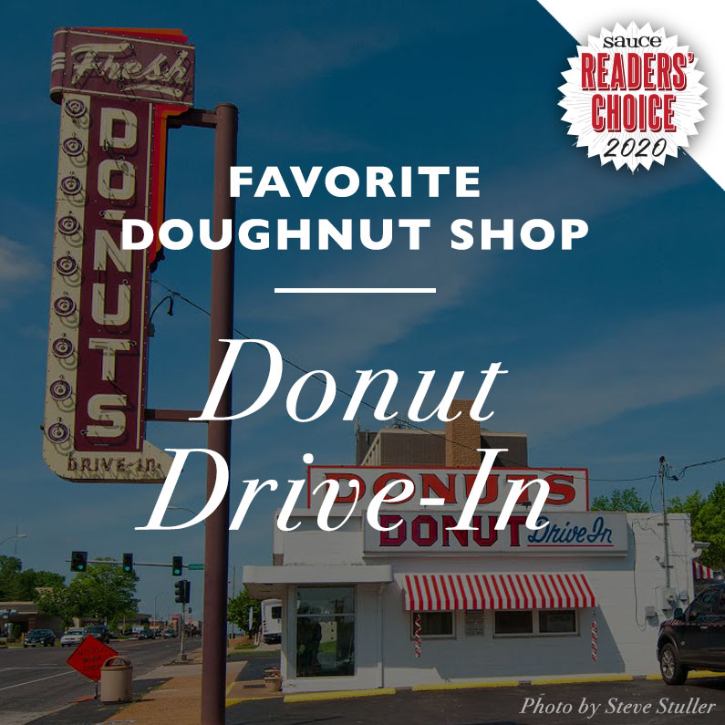 FAVORITE DOUGHNUT SHOP