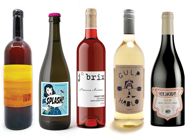 natural wine recommendations from cork & rind in st. charles