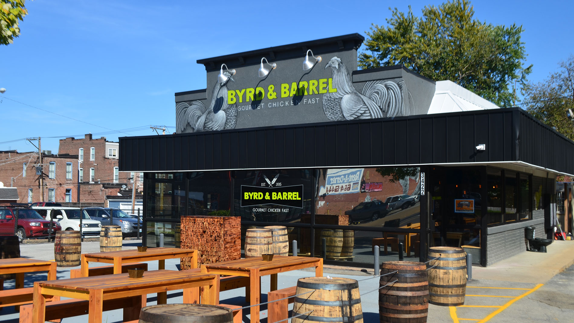 byrd & barrel's original location off cherokee street in st. louis