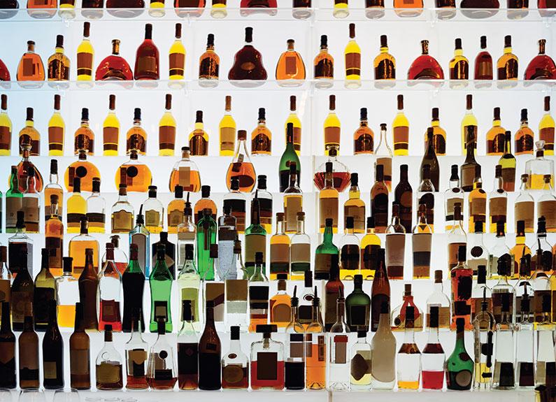 Your guide to building a quarantine liquor cabinet