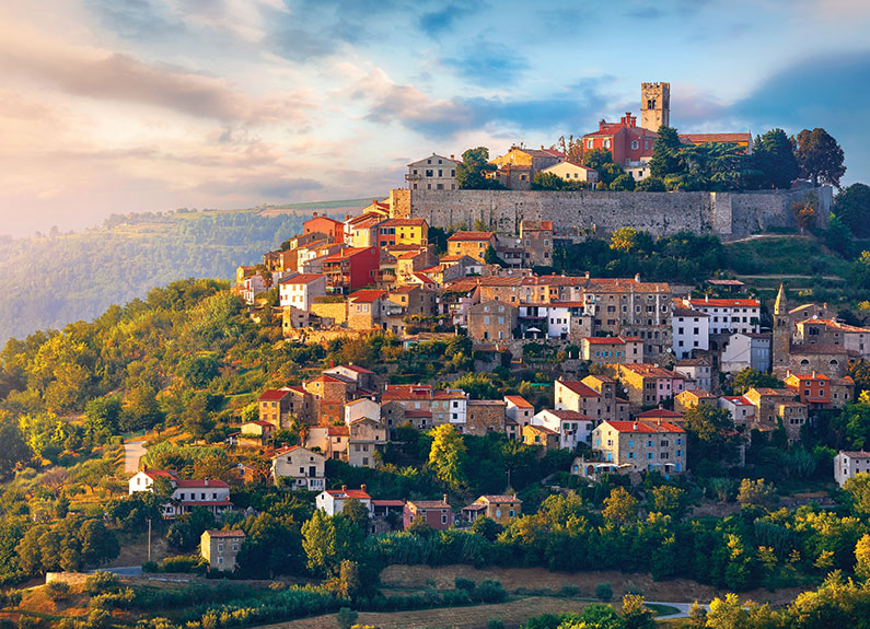 the istria wine region