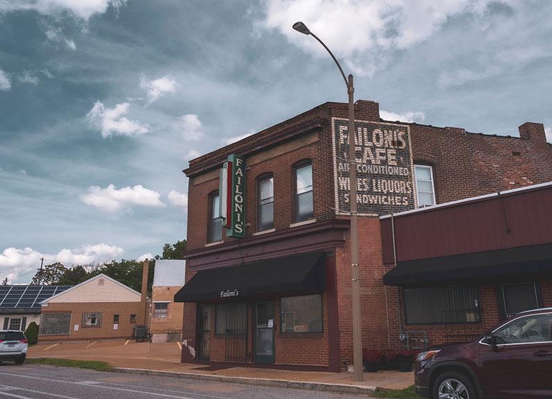Failoni's Restaurant and Bar in dogtown