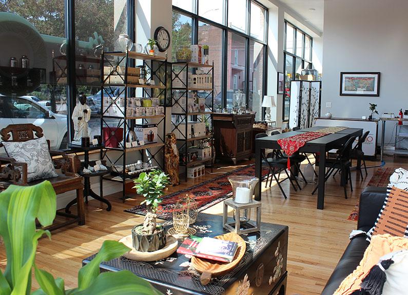 the tea studio by kilian