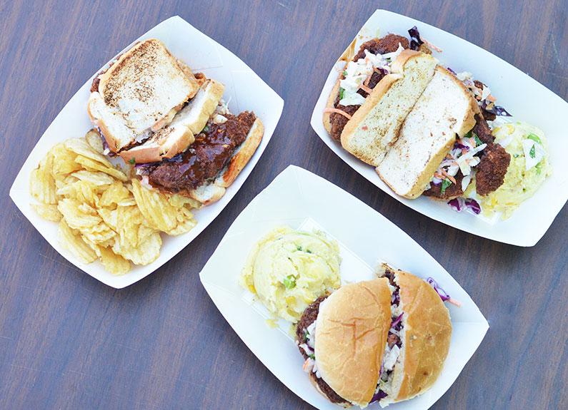 sando shack stl food truck in st. louis