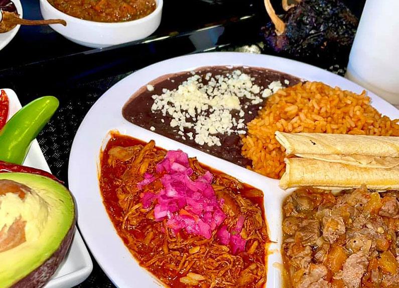 sabroso cocina mexicana