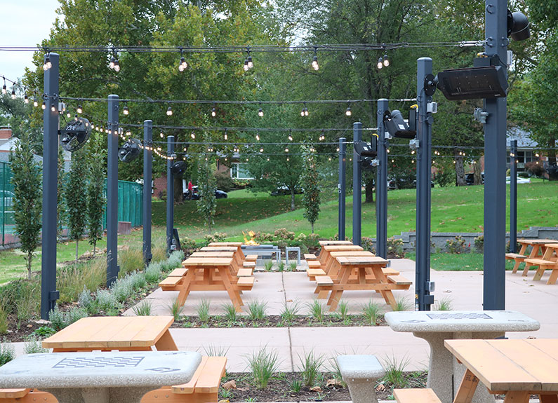 rockwell beer garden