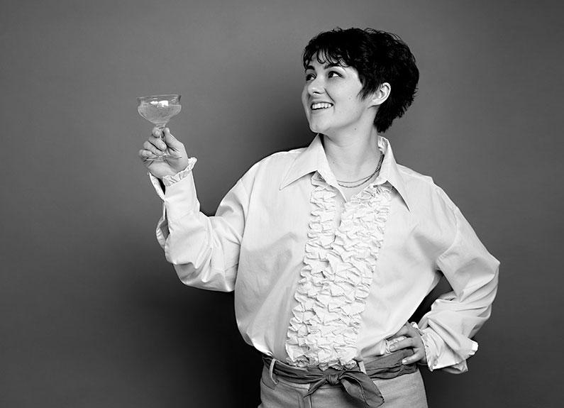 louie bar manager kaitlyn gibbs