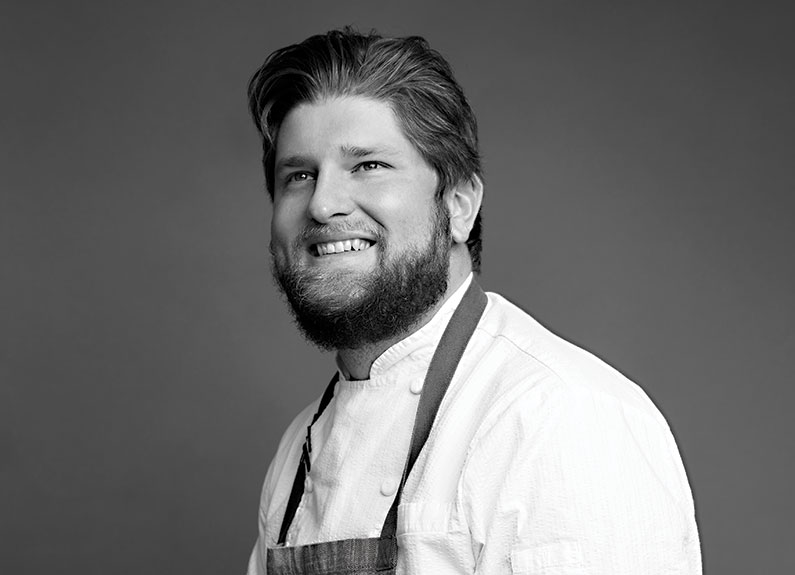 niche food group director of culinary operations justin mcmillen