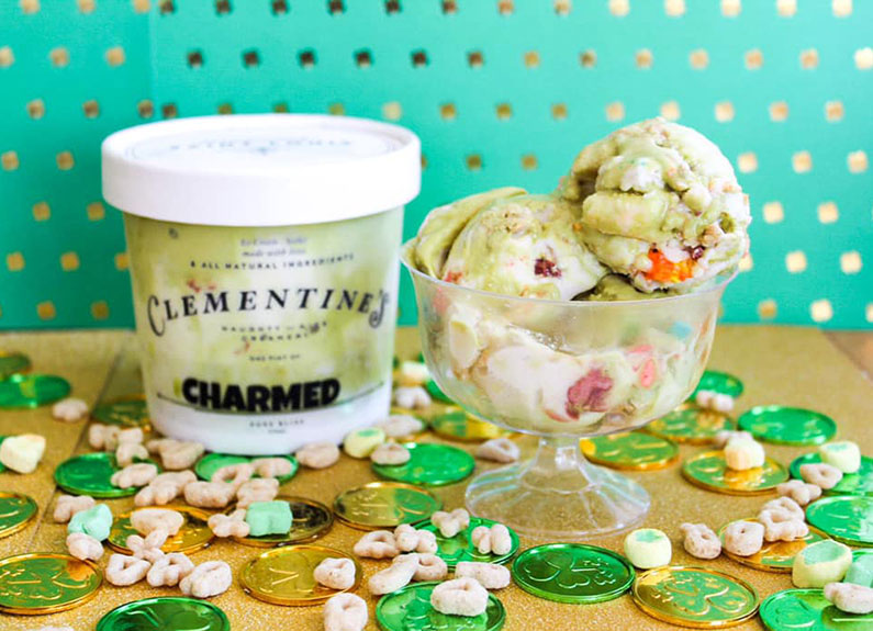 clementine's naughty & nice creamery in st. louis