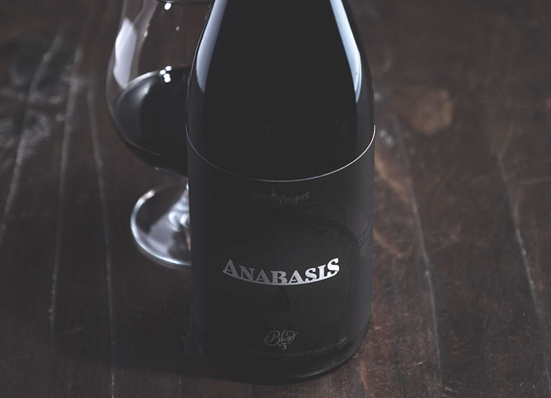 side project brewing's anabasis barleywine