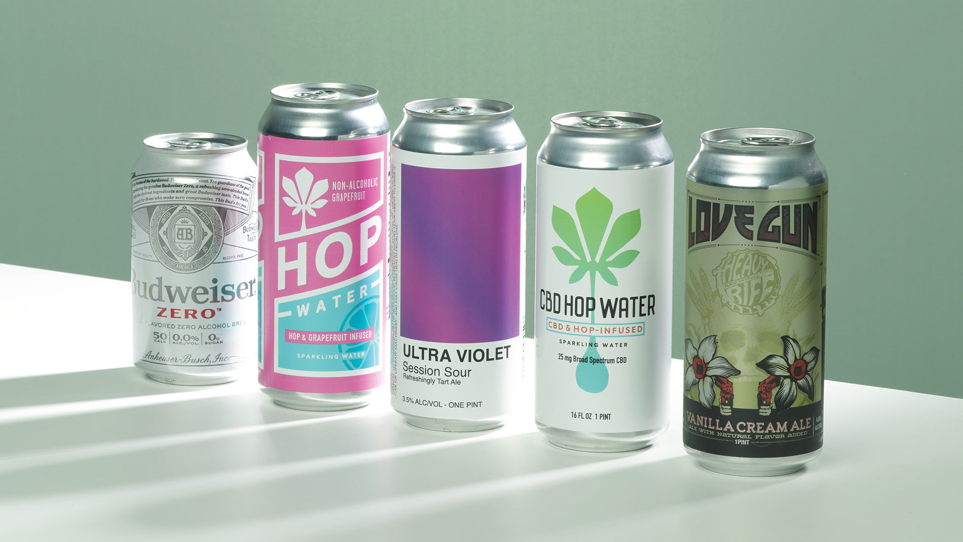 low-abv and nonalcoholic beers and hop beverages