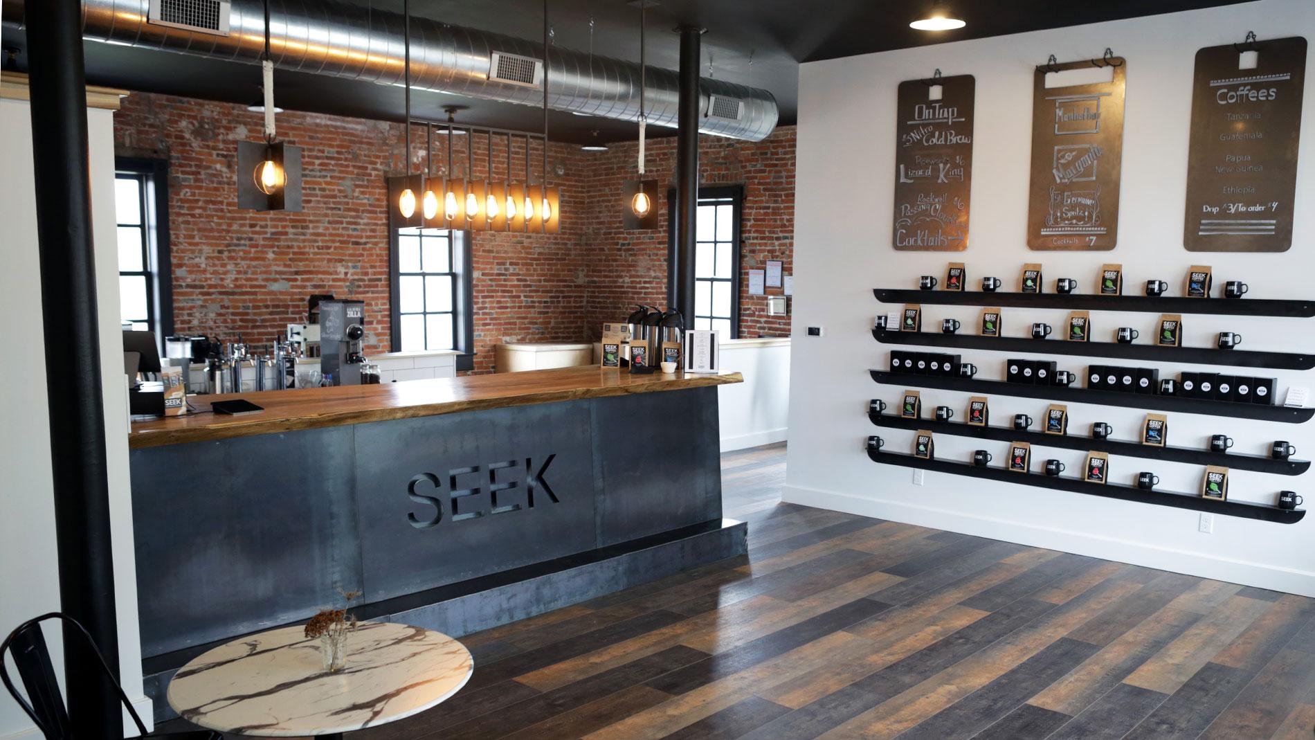 seek coffee company in st. louis