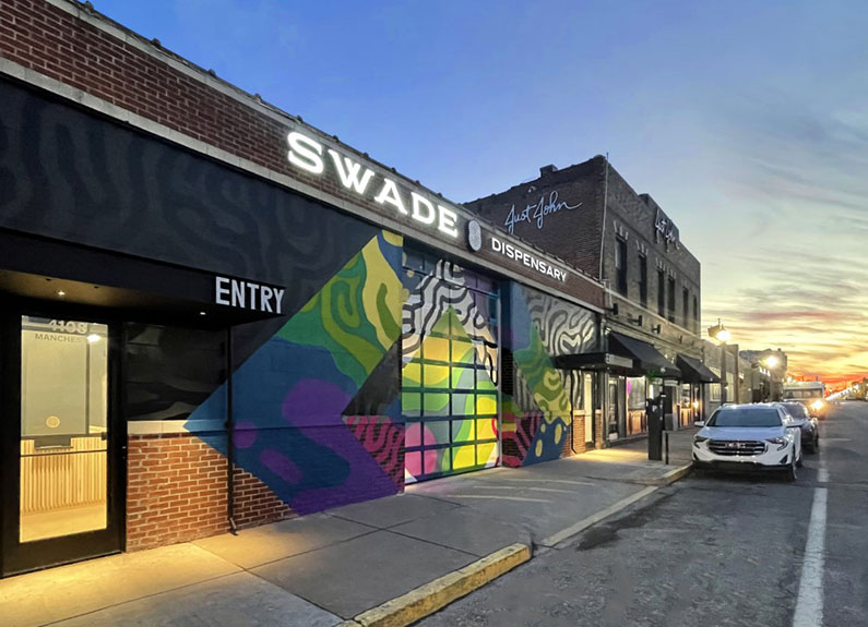 swade dispensary in the grove