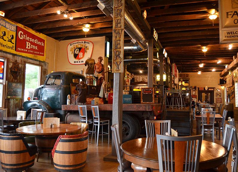 Friendship Brewing Company in wentzville