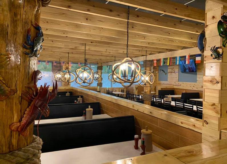 blue crab juicy seafood & bar