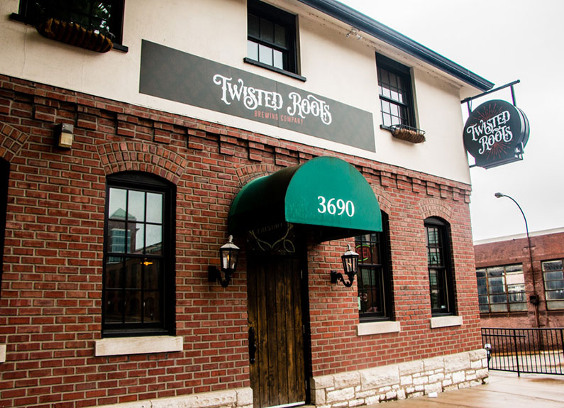twisted roots brewing in st. louis