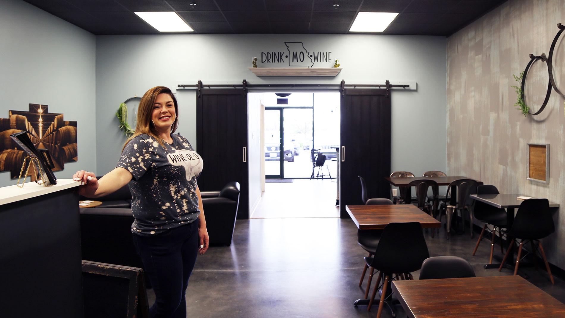 Wineology owner and operator Lori Cheatham