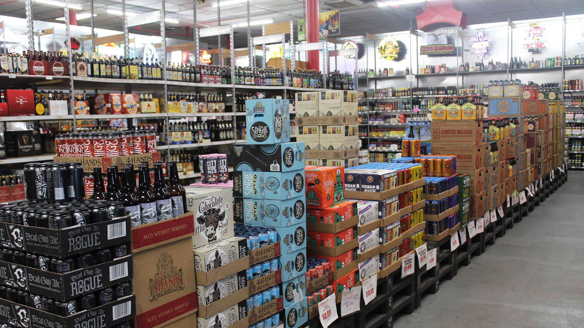 randall's wines and spirits in st. louis