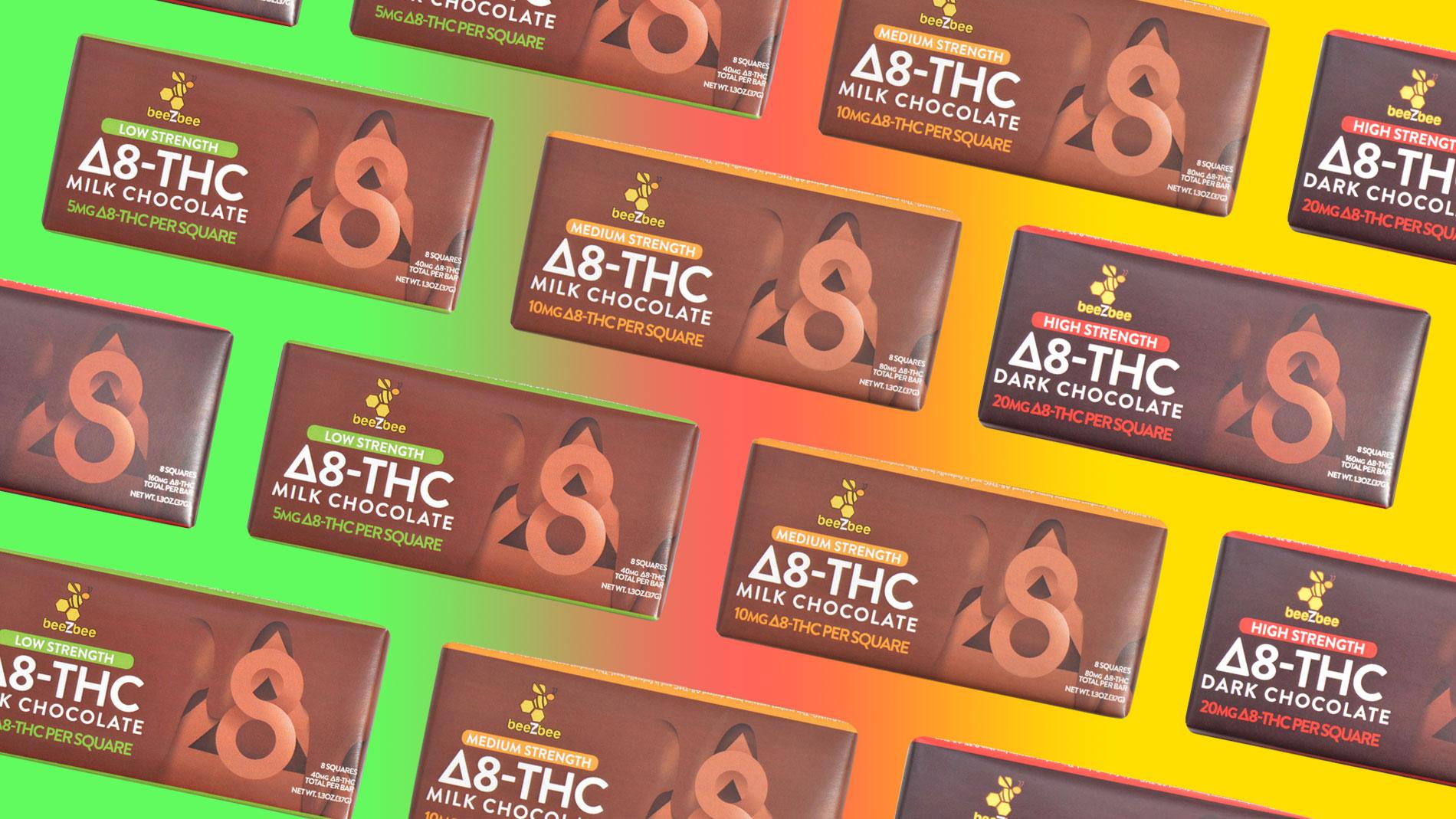 Delta-8 THC edibles offer legal high in Missouri