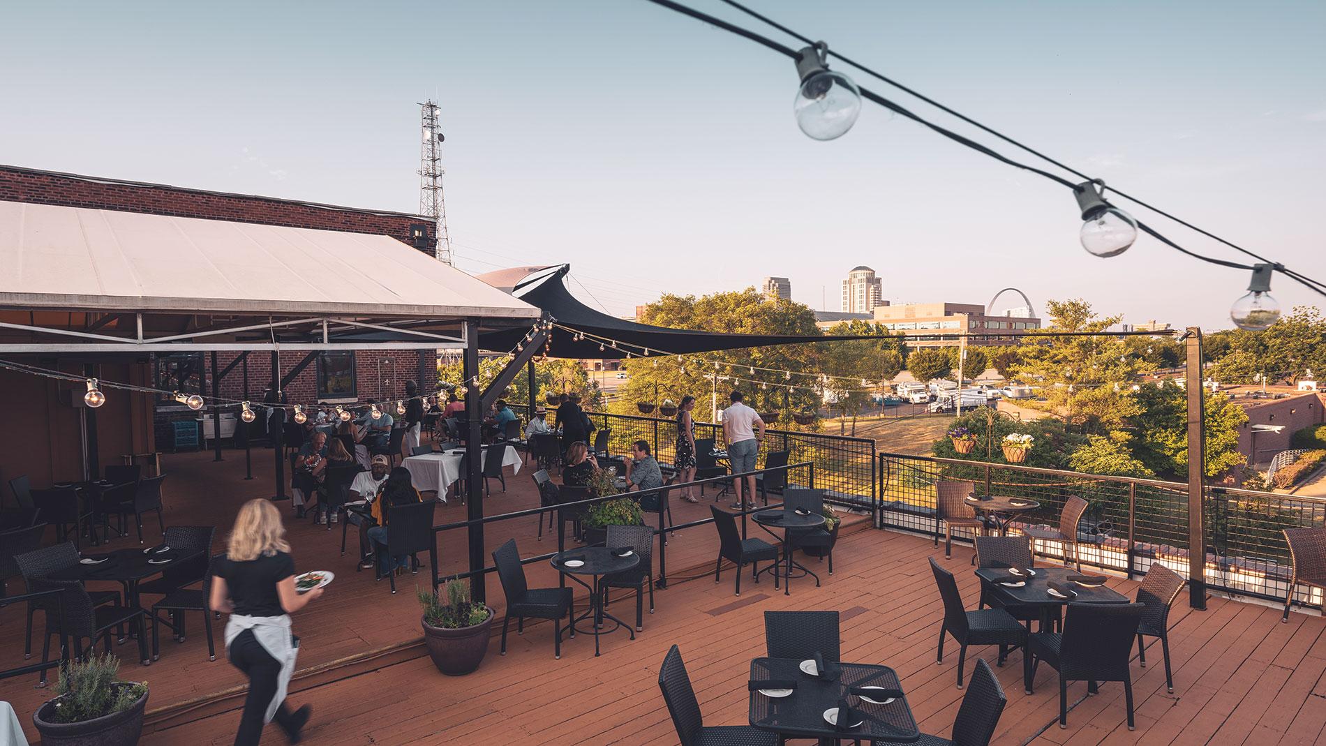 7 Readers' Choice Award-winning St. Louis patios