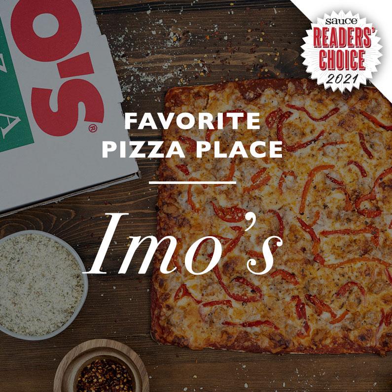 FAVORITE PIZZA PLACE