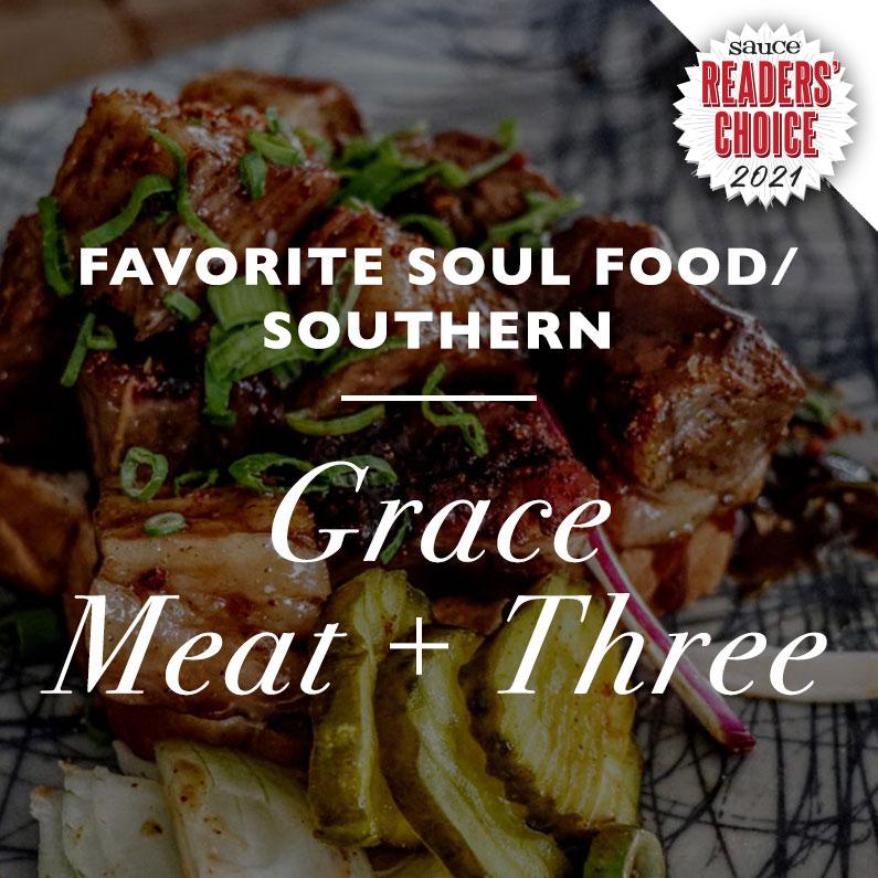 FAVORITE SOUL FOOD/SOUTHERN