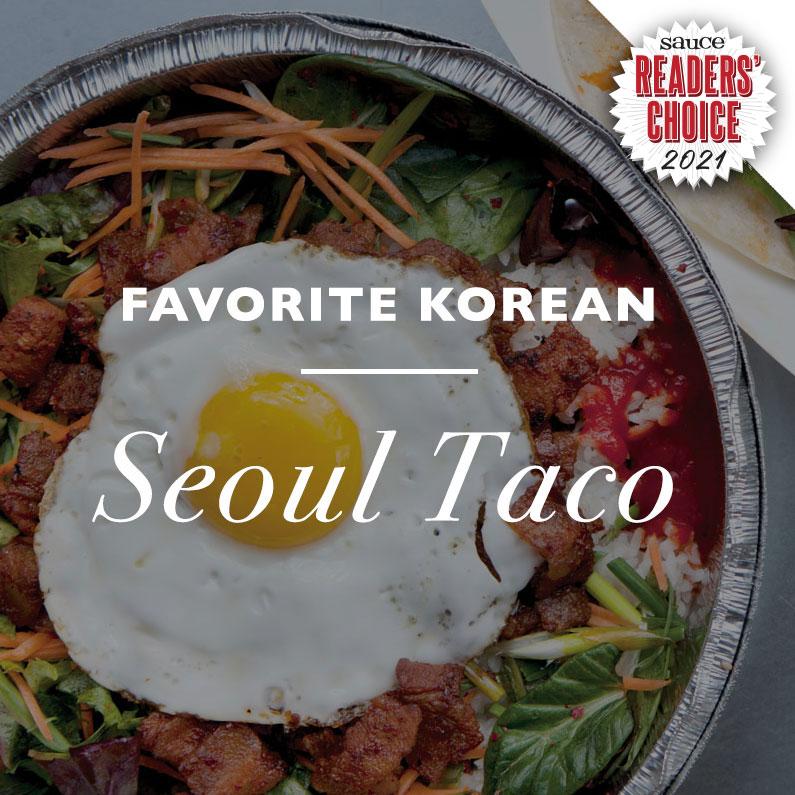 FAVORITE KOREAN