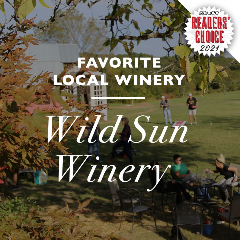FAVORITE LOCAL WINERY