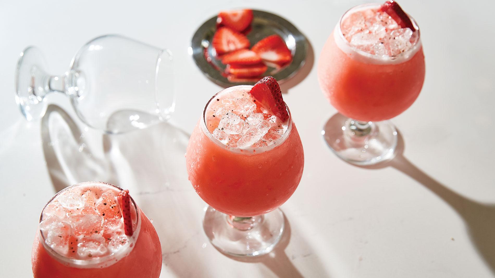 #94 cocktail at Olive + Oak in webster groves