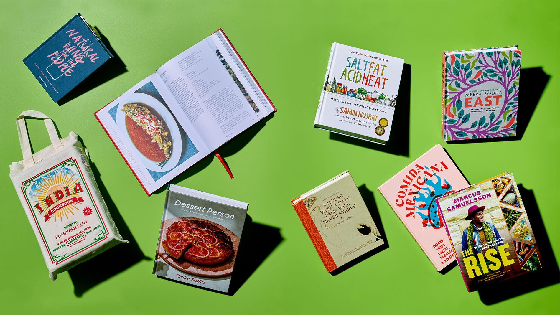 9 Cookbooks we love
