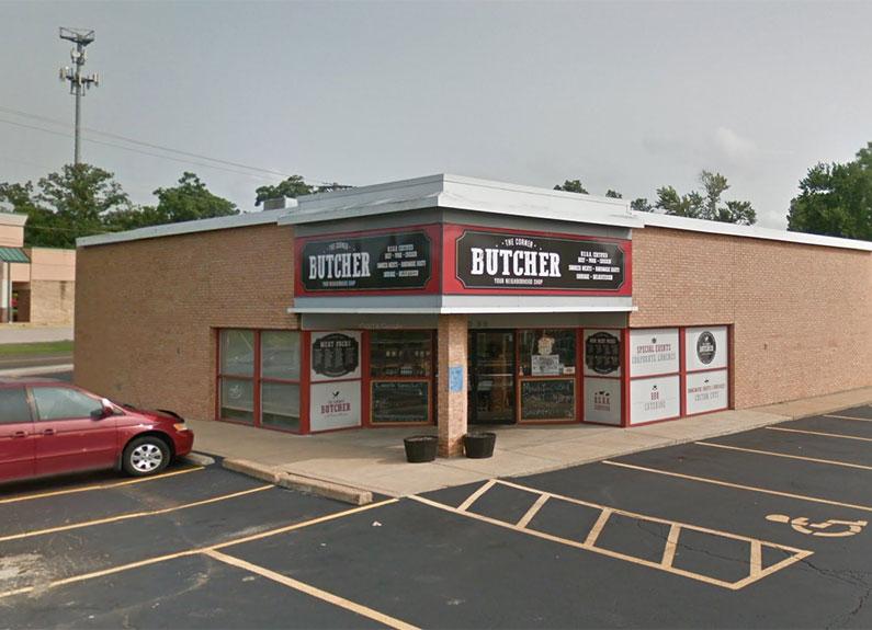 the corner butcher in fenton