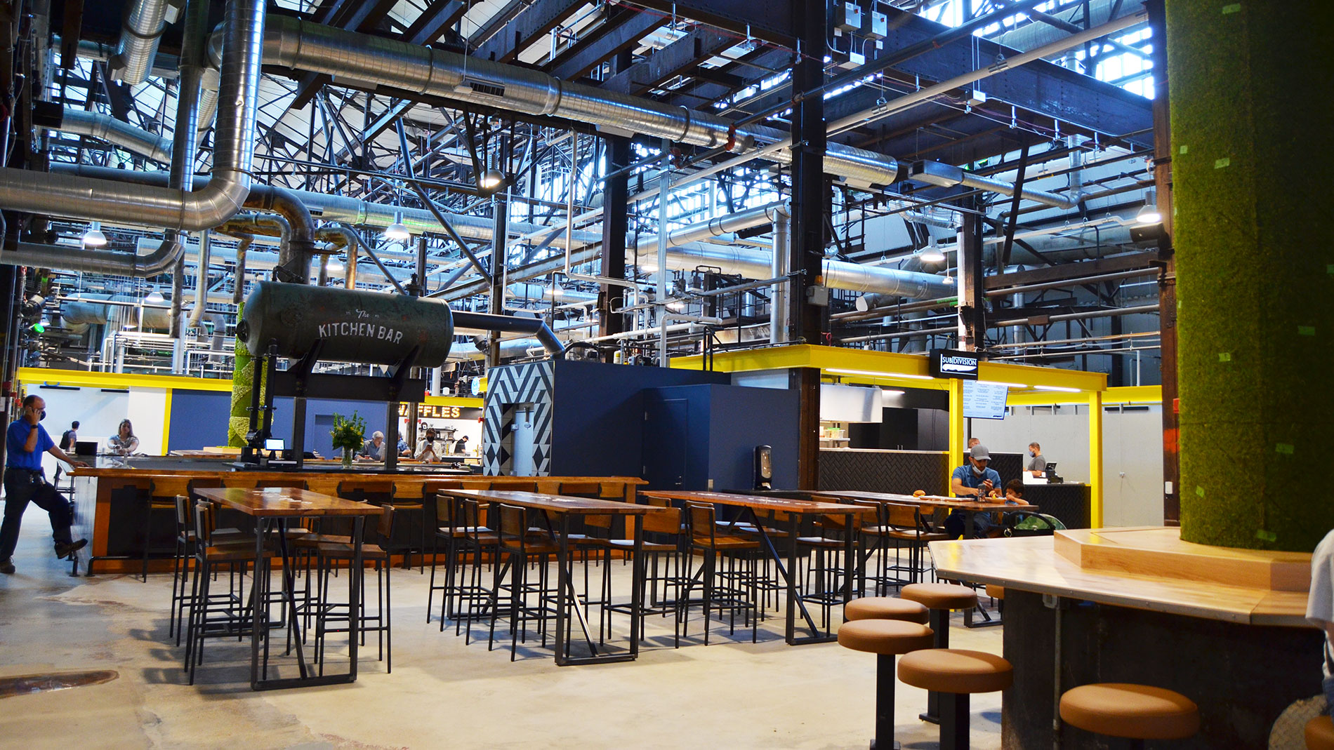 First Look: The Food Hall at City Foundry STL