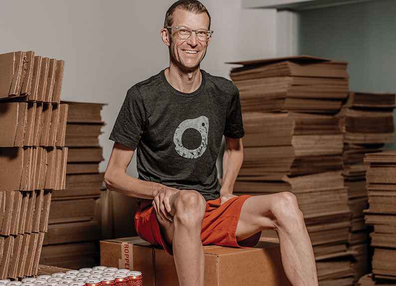 Mark Schwarz, co-founder/owner, Omega Yeast