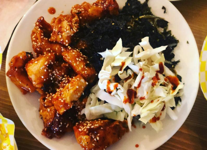 Chicken Seven