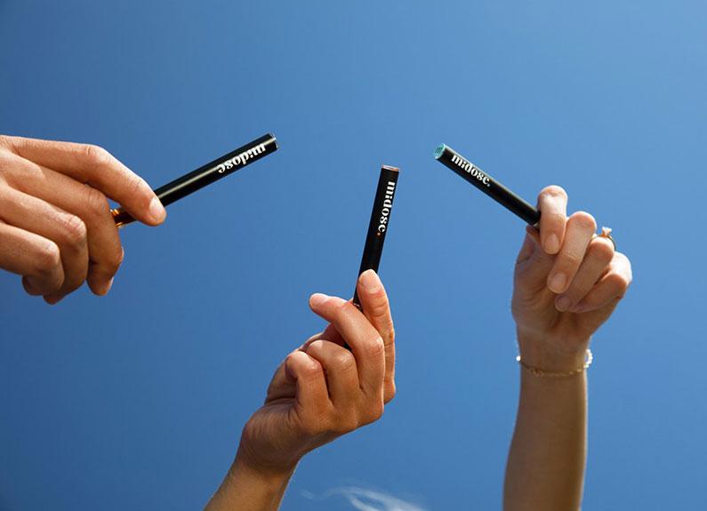 midose vaporizer pen