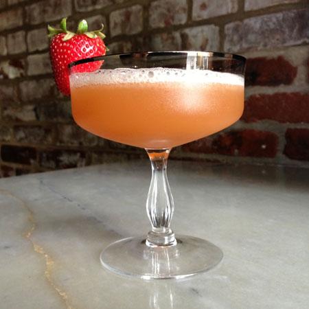 Taste's Strawberry Beret