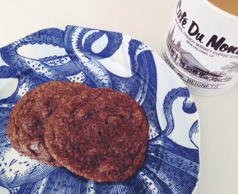 Valerie Gordon's Chocolate Cookies