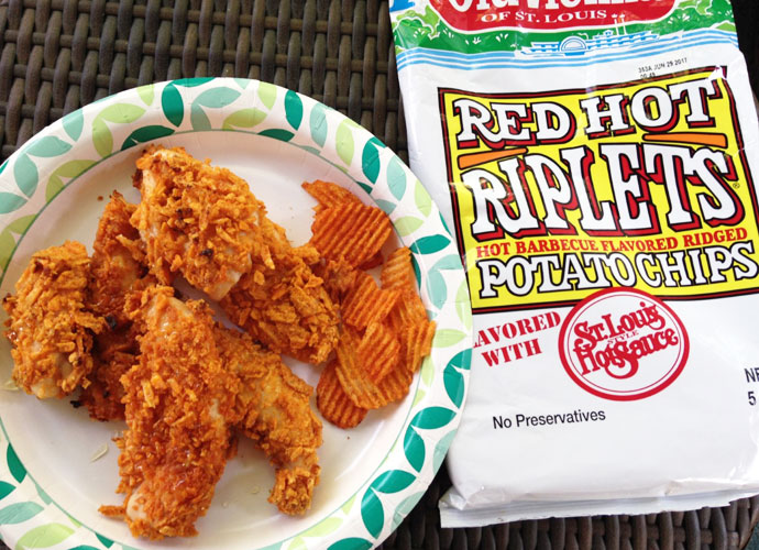 Red Hot Riplets Chicken Tenders