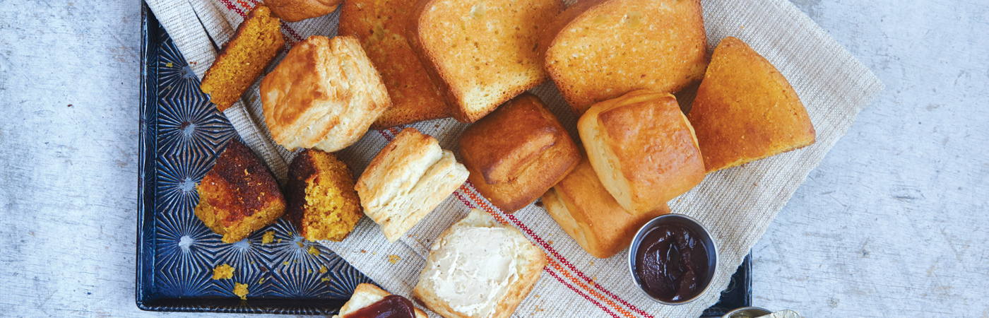 Eat This: The breadbasket at Juniper