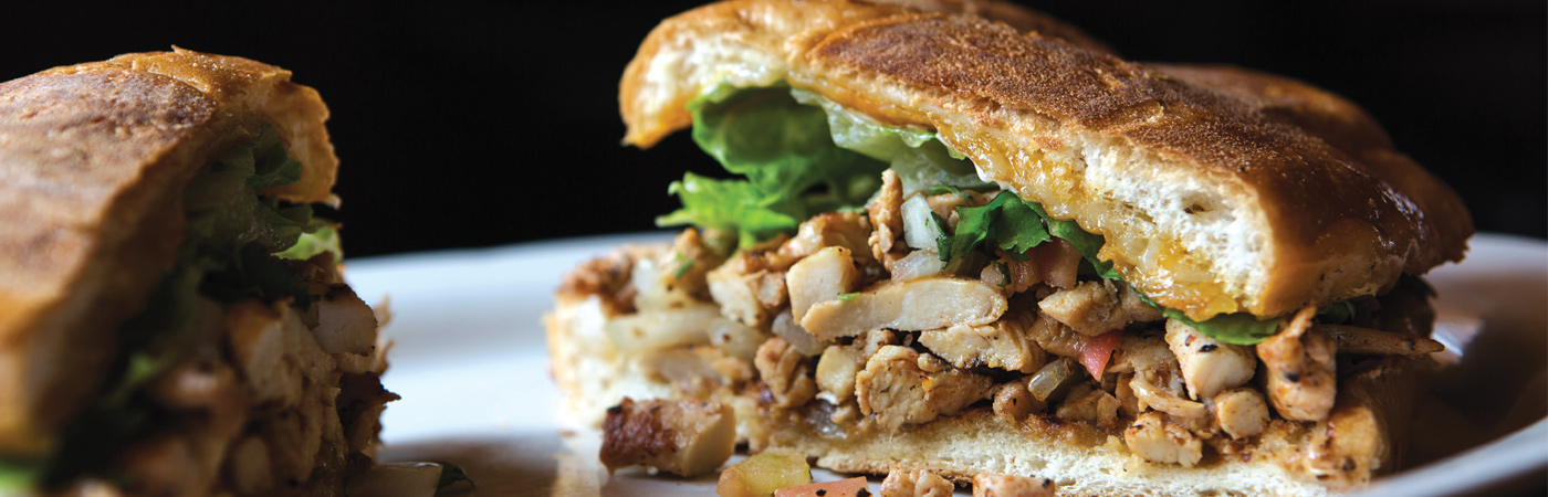 Eat This: Chicken Torta from at La Vallesana