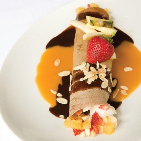 Chocolate Enchilada