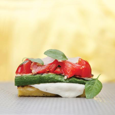 Pretty Easy Polenta Lasagna